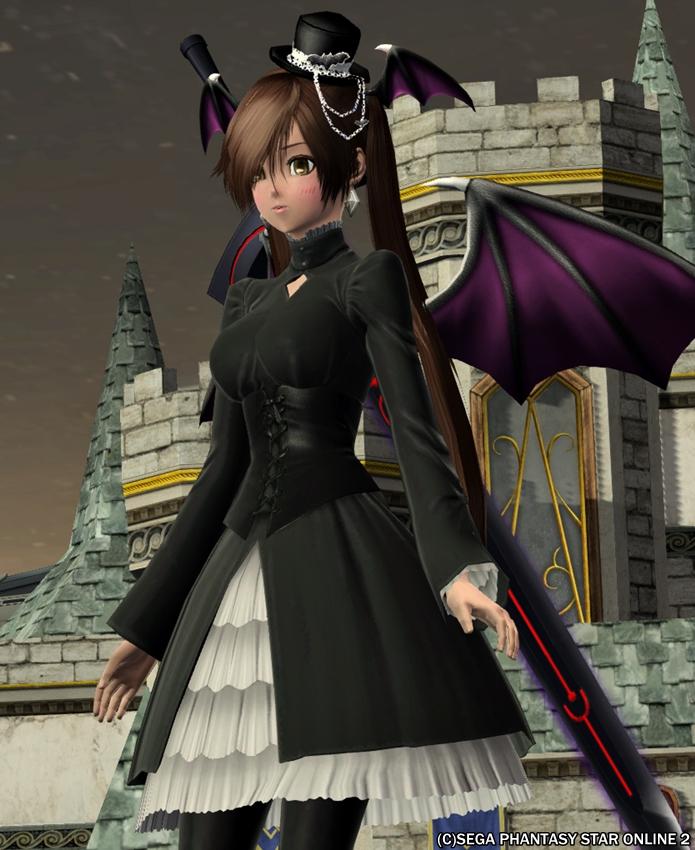 オルタ吸血姫