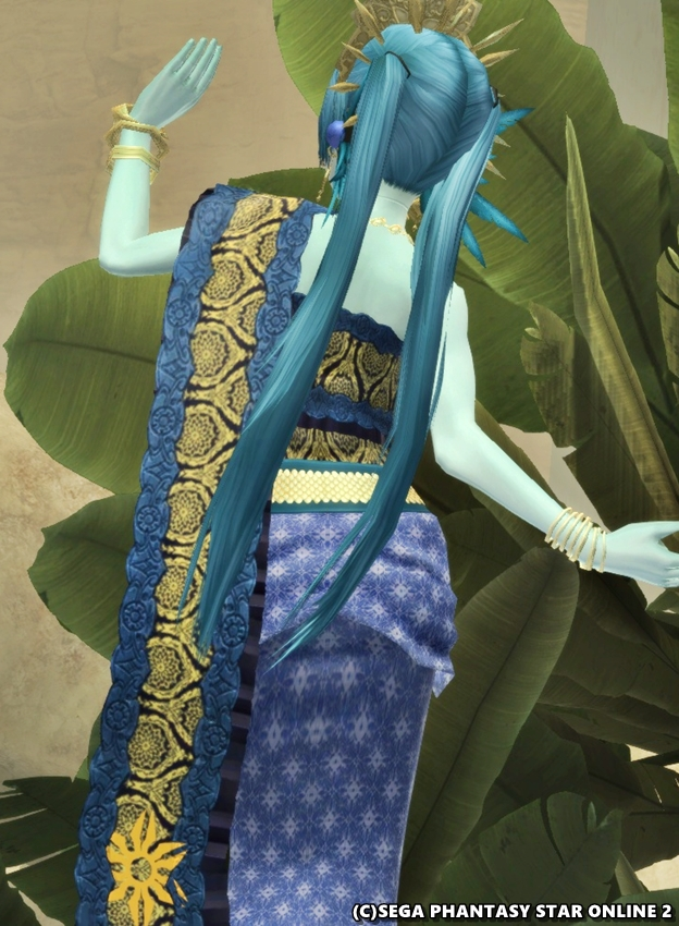 エスニックな伝統衣装「フラムセェーン」2