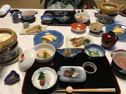 25)朝ご飯もおいしい!