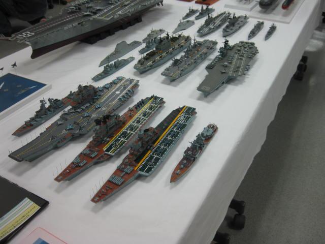 第六回 北の艦船模型展 の2