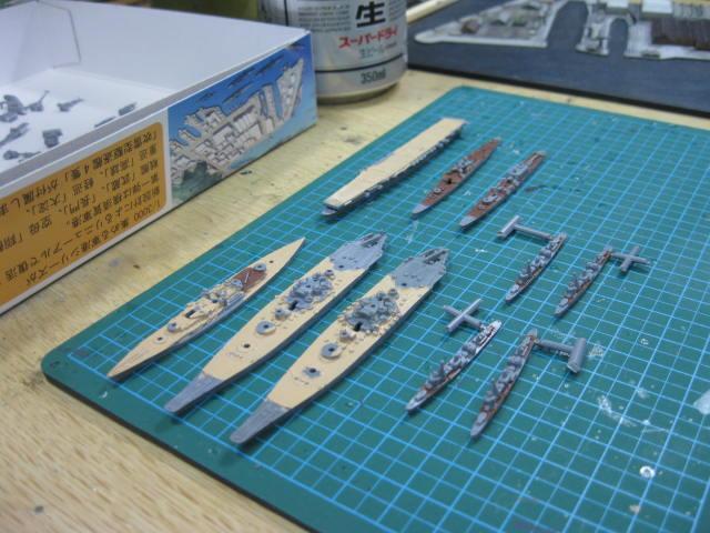 横須賀軍港 の3