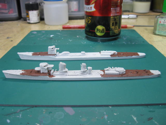 甲型駆逐艦 の1
