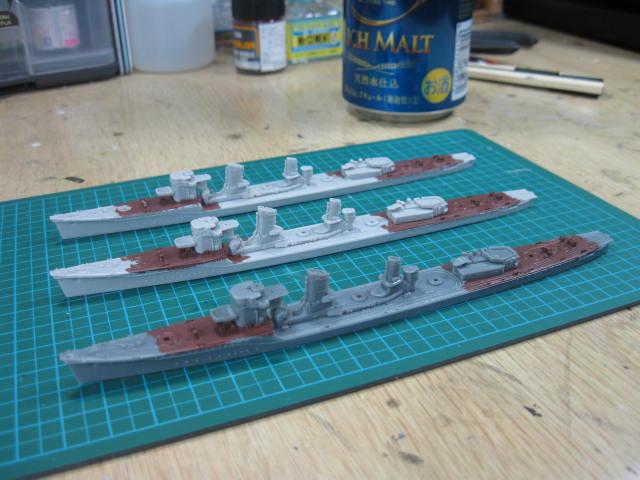 甲型駆逐艦 の2