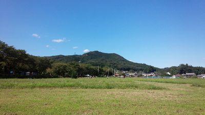6_巾着田から日和田山