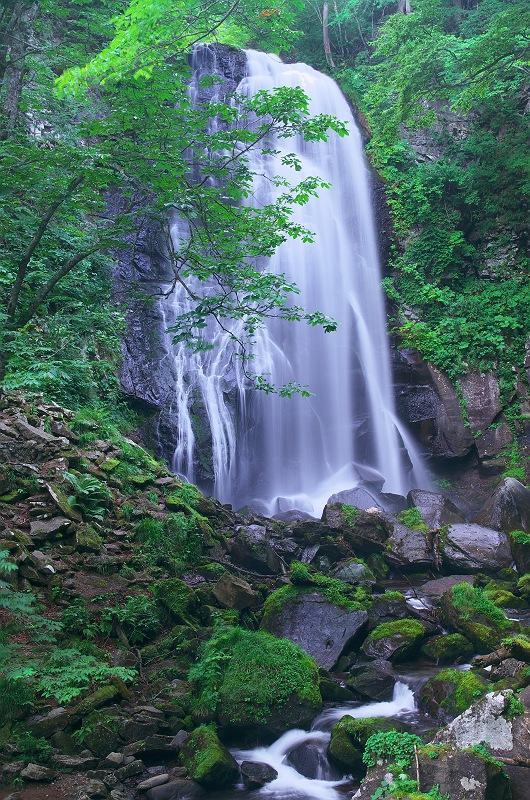 小野川不動滝 2
