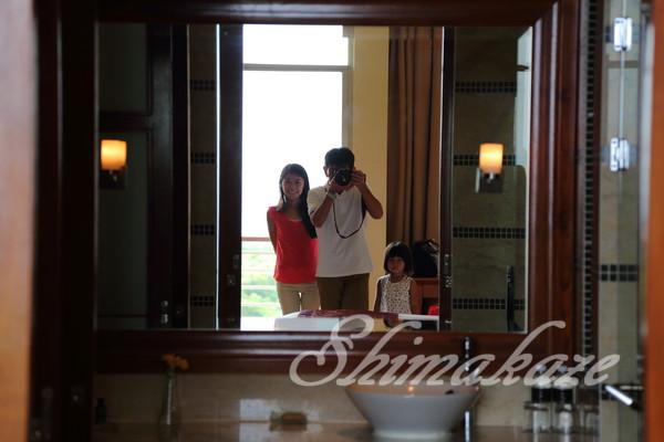 シャングリラホテルプトラジャヤホテル滞在