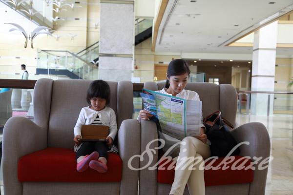 シャングリラホテル プトラジャヤ旅行