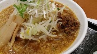 玄 味噌野菜ラーメン 具 (2)