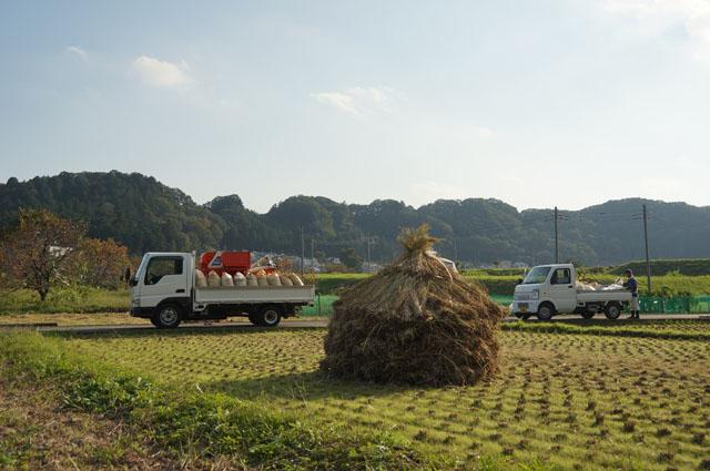 働くマツダのトラック'15