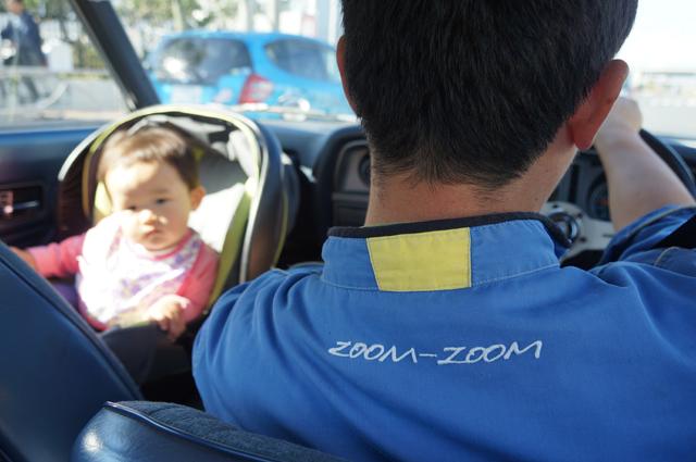 マツダルーチェでzoom-zoom