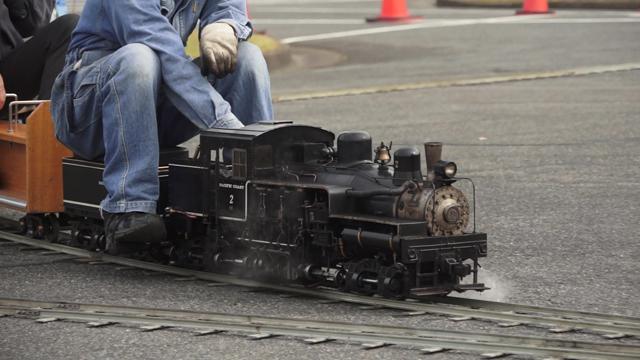 シェイというなの機関車