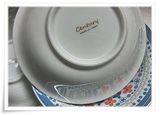 キャンドゥさんで買った皿