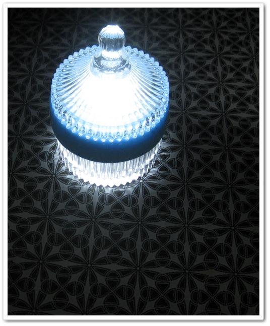 100均LEDライト