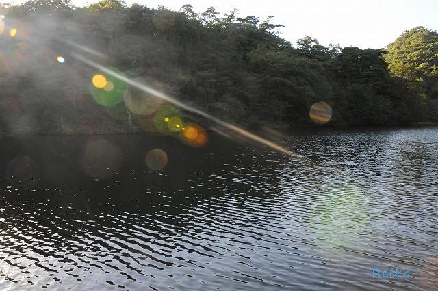 2015穂高湖