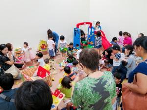 ママふぇすin出雲 出雲文化伝承館