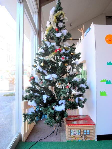 レインディア クリスマスツリー 2015