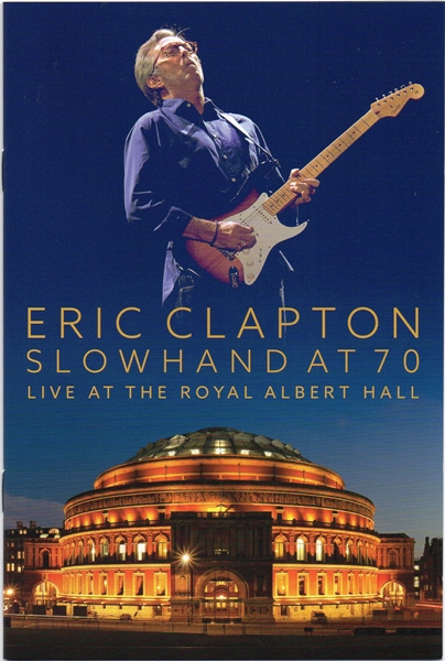 ERIC CLAPTON / SLOWHAND AT 70