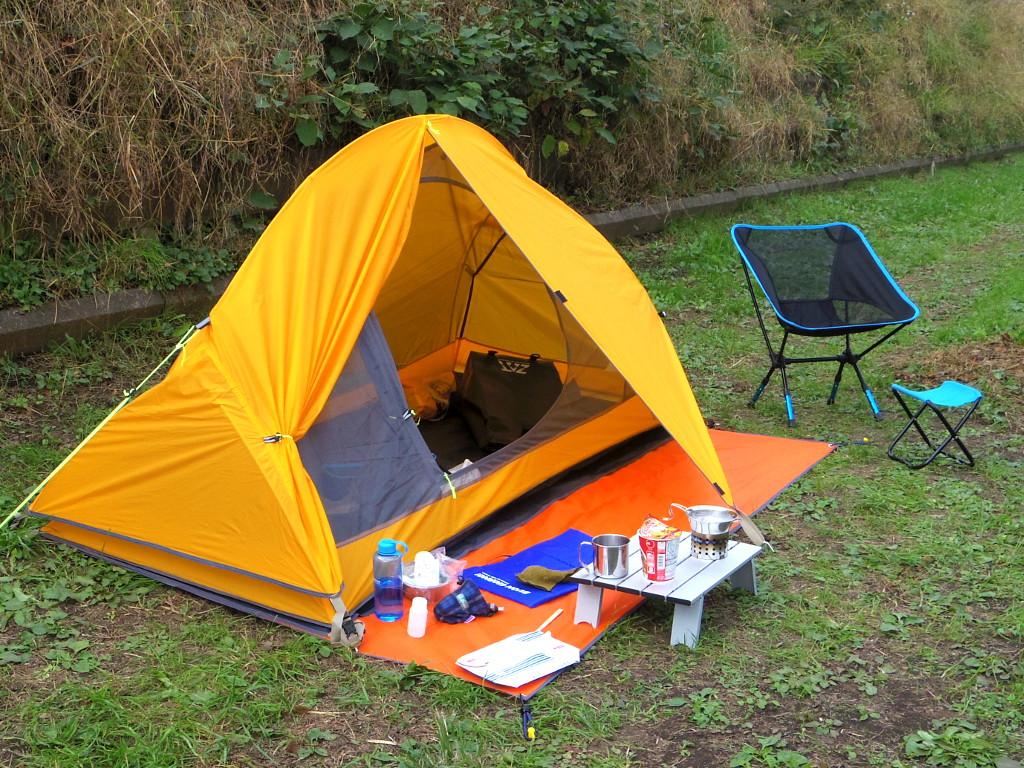 バンドック キャンプ BUNDOK ソロドーム テント 1 BDK-08