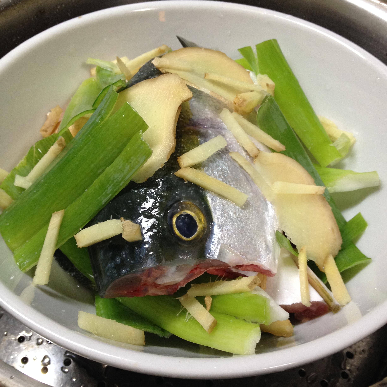 スプラッタ魚頭