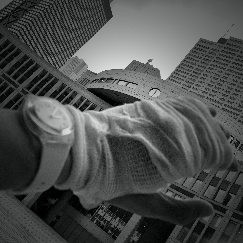 怪我したふり手袋