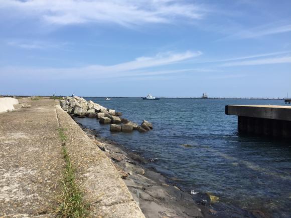 鹿島港メバリング、ロックフィッシング
