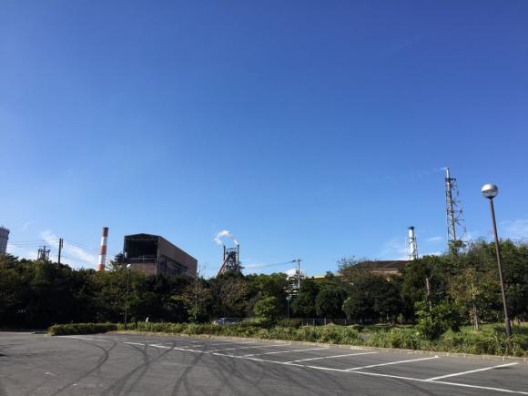 鹿島港 メバリング