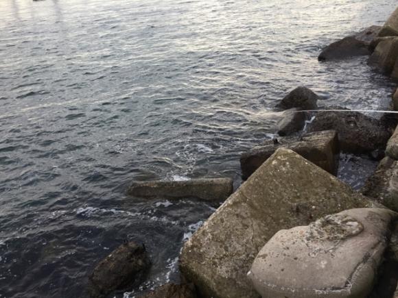 鹿島港メバリング
