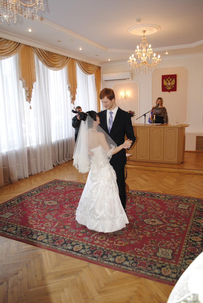 結婚式-3