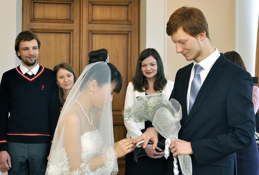結婚式-2