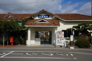 三本松駅2