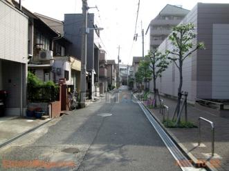 昭和町前面道路