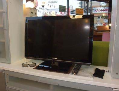 レグザ3Dテレビ