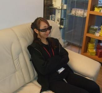 レグザ3Dテレビ2