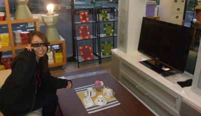 レグザ3Dテレビ4