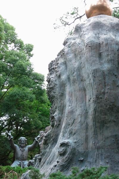出雲の主神「大国主命」(オオクニヌシノミコト)を祀る出雲大社