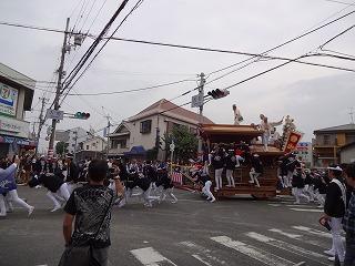 2015だんじり祭り003