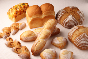 とある日の試作パン