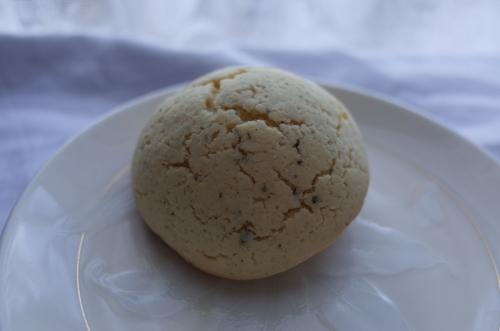 ジンジャーアールグレイメロンパン