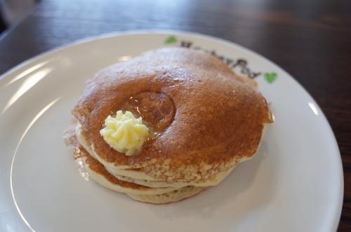 モーニングパンケーキ