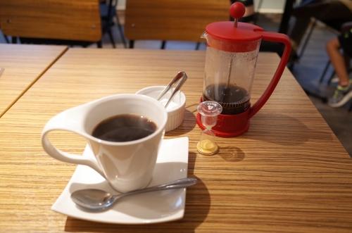 プレス式コーヒー