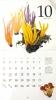 2016きのこカレンダー6