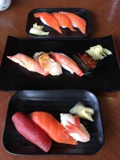 ランチ寿司