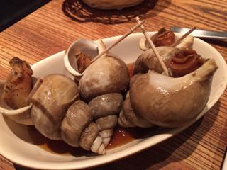 バイ貝の旨煮~タラゴン風味~