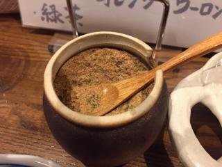 カツオの削り粉
