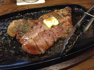 豚テキステーキ