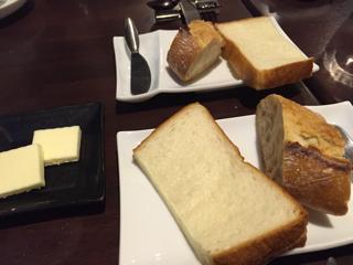 「Pain aux fous」のパン