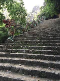 山登り階段