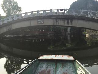 タムコックの小舟