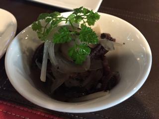 飯蛸のイタリア煮