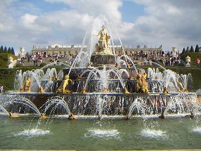 噴水広場の